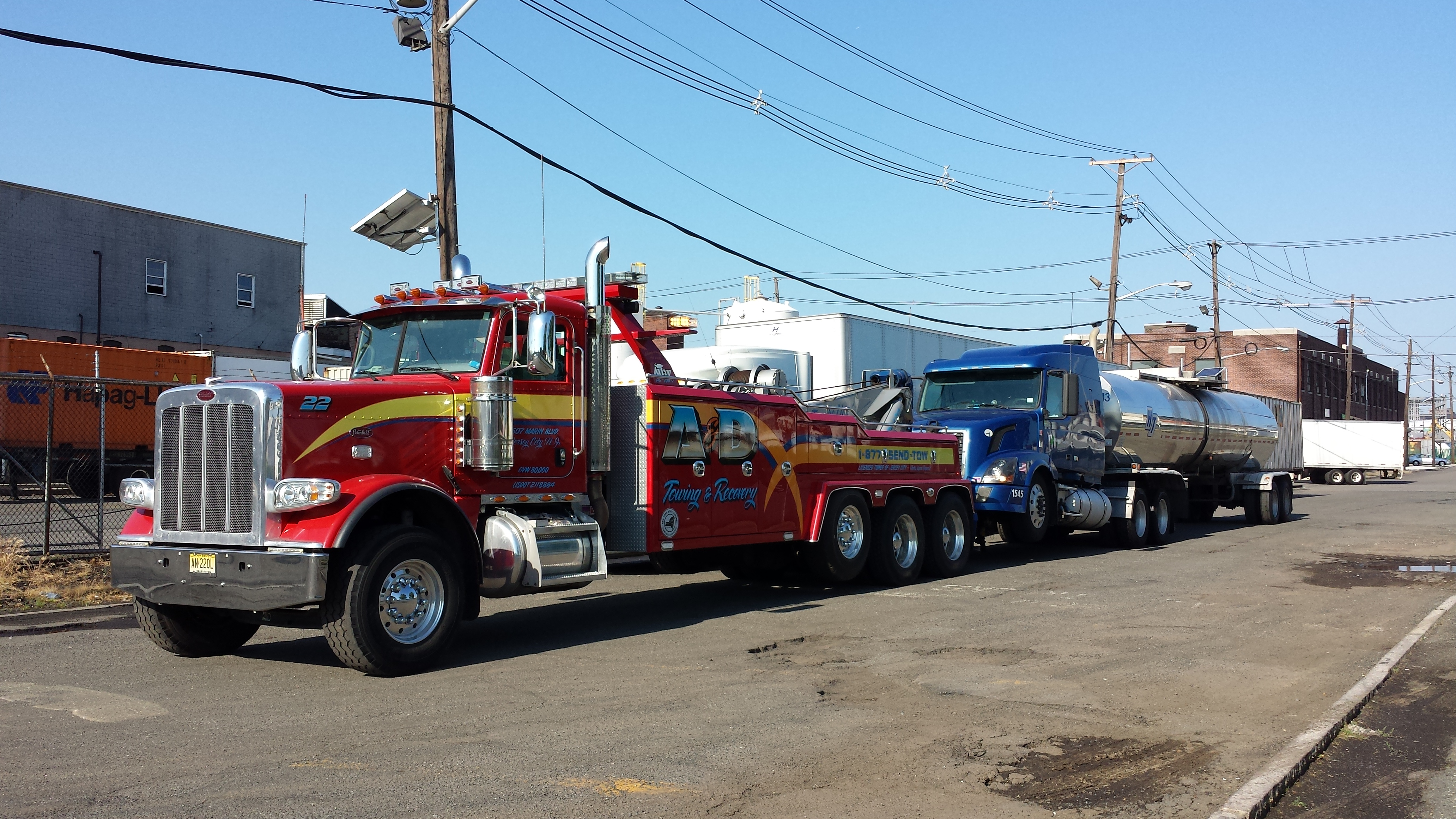 Truck Services